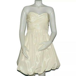 David's Bridal Style KP3265 Ivory Wedding Gown 14